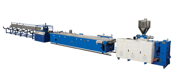 pp/pe wpcextrusion line